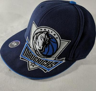 outlet store b756a e2463 LZ NBA Adult Fitted S M Dallas Mavericks Basketball Baseball Hat Cap NEW G36