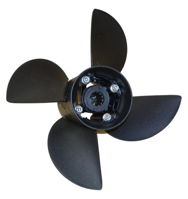 PROPELLER FOR JOHNSON 15-35hp 10 4 x 12-16 adjustable Pitch