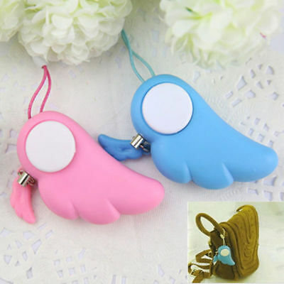 New Angel Plastic Personal Electronic Security Anti-theft Alarm Safety Guard