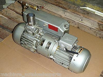 Busch Vacuum Pump RA 0025-S024-1011 Ra 0025S0241011 Displacement 23.8