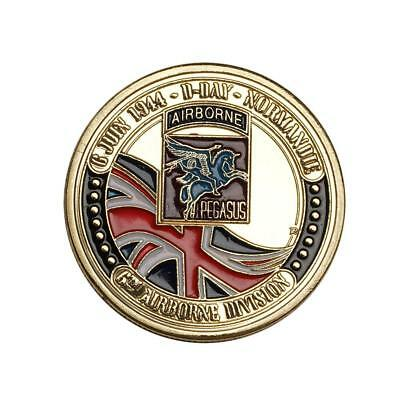 1pcs gold Normandy Victory British Royal Air Force Collection Commemorative Coin