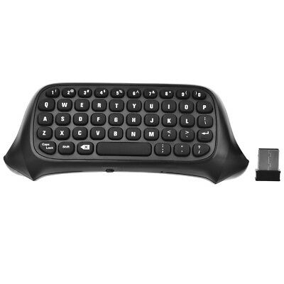 Wireless Keyboard for XBOX ONE Controller - Black