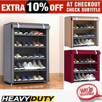 Non-Woven Fabric Shoes Rack Shoes Organizer Bedroom Dormitory Shoe Racks MS