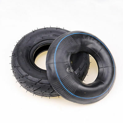Electric Scooter Tyre Tire Tube 3.00 - 4 9x3.5-4 Go kart Mini Quad ATV XQ