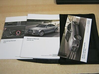 2014 audi a4 owners manual