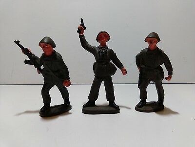DDR GDR Set of 3 pcs. NVA Soliders in near mint condition