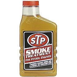 Stp Smoke Treatment 450ml Reduces Exhaust Smoke And Lowers Oil Consumption