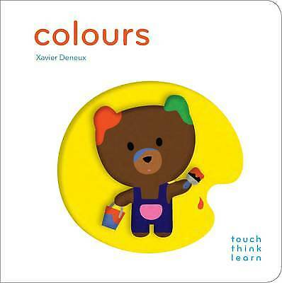 Touchthinklearn Colours, Deneux, Xavier, New