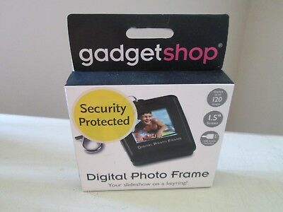 2 X Gadgetshop Digital Photo Frames Your Slideshow In A Key Ring NEW/BOXED (765