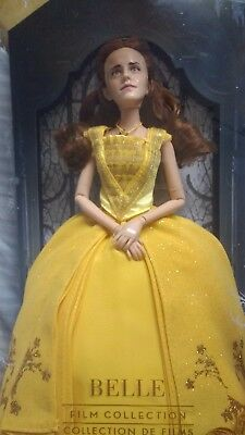 Disney Beauty and the Beast Film Collection Belle Doll BNIB