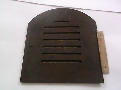 A Rear Door From An Old Small Smiths Bakelite  Mantle Clock