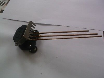 3 Fork Chime From An Old Small Smiths Bakelite  Mantle Clock