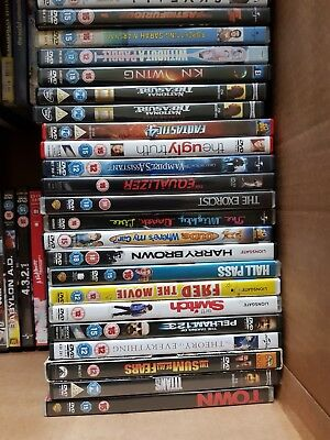 800+ dvds bulk job lot collection only, offers considered