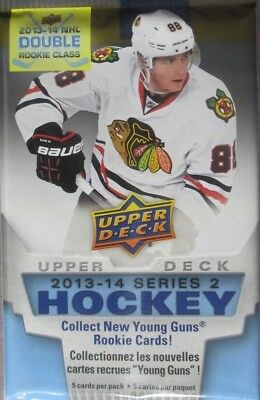 2013-14 Upper Deck Series Two, Pick 10 Base Cards to Complete Your Set.