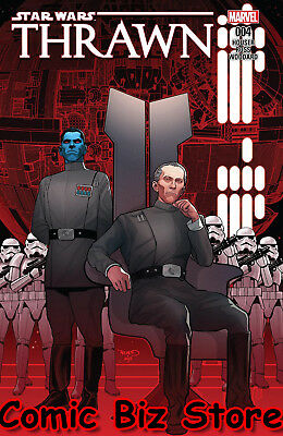 Star Wars Thrawn #4 (Of 6) (2018) 1St Printing Bagged & Boarded Marvel Comics