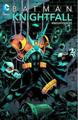 Batman Knightfall TP New Ed Vol 02 Knightquest, Dixon, Chuck