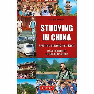 Studying in China, Patrick McAloon