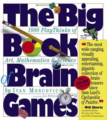 The Big Book of Brain Games, Ivan Moscovich