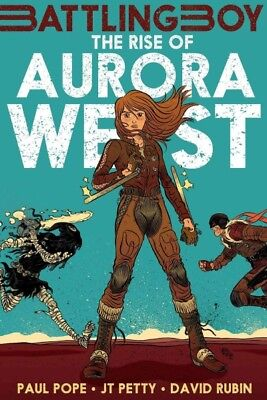 The Rise of Aurora West, Paul Pope