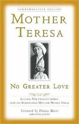 No Greater Love, Mother Theresa,