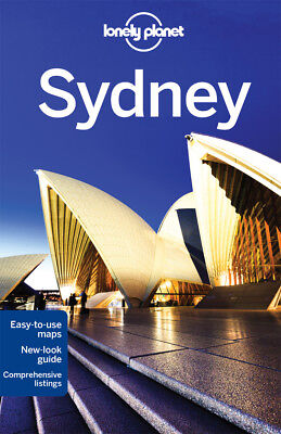 Lonely Planet Sydney, ,