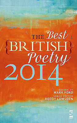 The Best British Poetry 2014, Ford, Mark