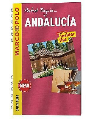 Andalucia Marco Polo Spiral Guide, ,