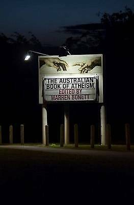The Australian Book Of Atheism, Warren Bonett