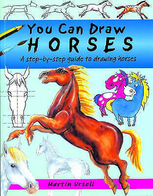 You Can Draw Horses, Martin Ursell