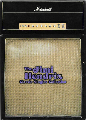 JIMI HENDRIX – Classic Singles Collection PICTURE SLEEVE 45S #7292 LTD ED