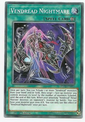 Vendread Nightmare MP19-EN058 Common Yu-Gi-Oh Card 1st Edition New