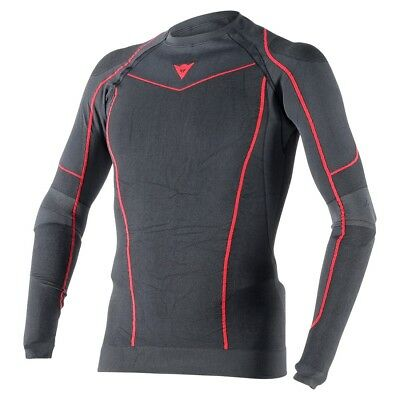 Dainese Seamless Active Mens Shirt Black/Anthracite SM