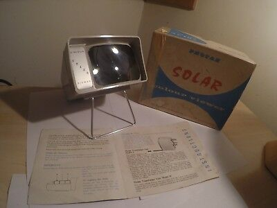 Solar photax colour viewer in original box with instruction booklet