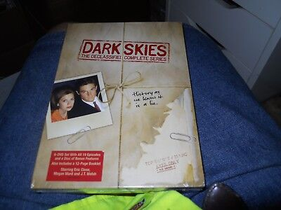 Dark Skies: The Classified Complete Series (1996) DVD Set BRAND NEW IN WRAP