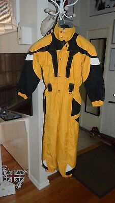 Ski Suit (Jacket / Pants One Piece) Youth Size 12 / 14