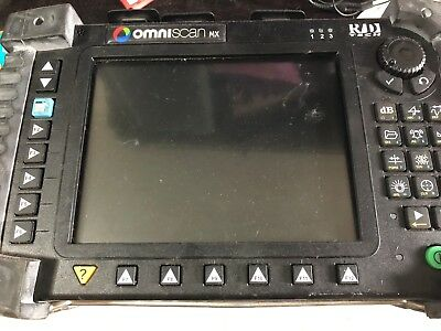Olympus Omniscan MX Phased Array Detector Monitor Without Module