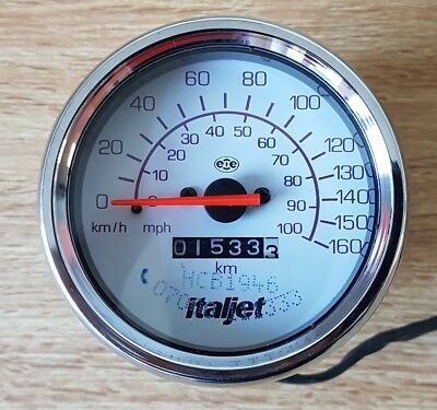 Italjet Dragster 125 180 Speedo Clocks