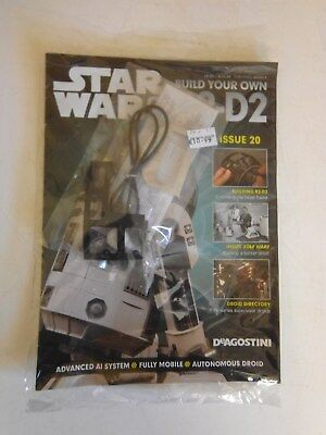DeAgostini Star Wars Build Your Own R2-D2 Issue 20 NEW & SEALED