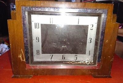 Mantel Clock. Spares or Repairs