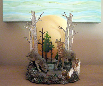 Coyotes And Moon Light **reduced Price**