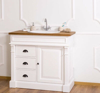 MOBILE BAGNO IMPERIALE Country Shabby Chic Provenzale Classico ...