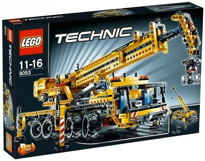 Lego Technic 42009 Mobile Crane Mk Ll Complete With Instructions