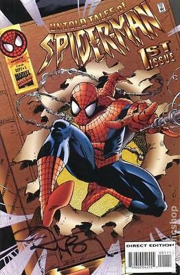 Untold Tales of Spider-Man #1 1995 FN Stock Image