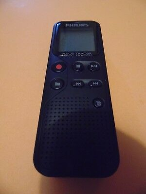 Philips DVT1100 4GB Voice Tracer Digital Recorder with Superior voice Recording