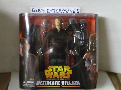 Star Wars Revenge Of The Sith Ultimate Villain A-12