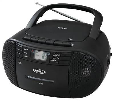Portable Stereo CD Player with Cassette Recorder [ID 3479210]