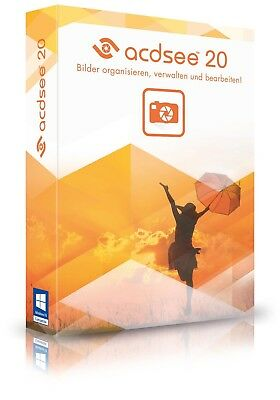 ACDSee 20(PC) -Activation / Key - Download Code NEW