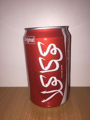 Iran Coca Cola 330ml 2002. Opened. Made in Iran. PERSIAN, PERSIA.