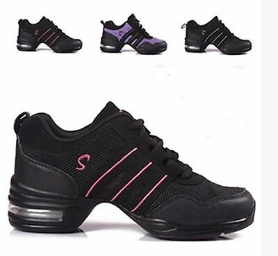 EU35-42 Women Fashion Highquality Sneakers Comfy Modern Jazz Hip Hop Dance Shoes