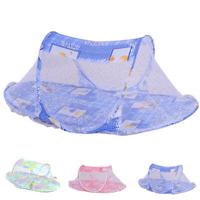 Newborn Baby Girls Boys Crib Mosquito Net Cradle Bed Infant Canopy Curtains Net